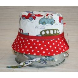 Stars and Cars Sunhat