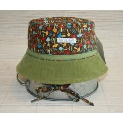 Electric Toadstool Sunhat
